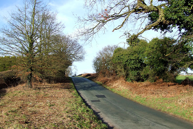 Ashwood Lower Lane, (Roman Road) Staffordshire