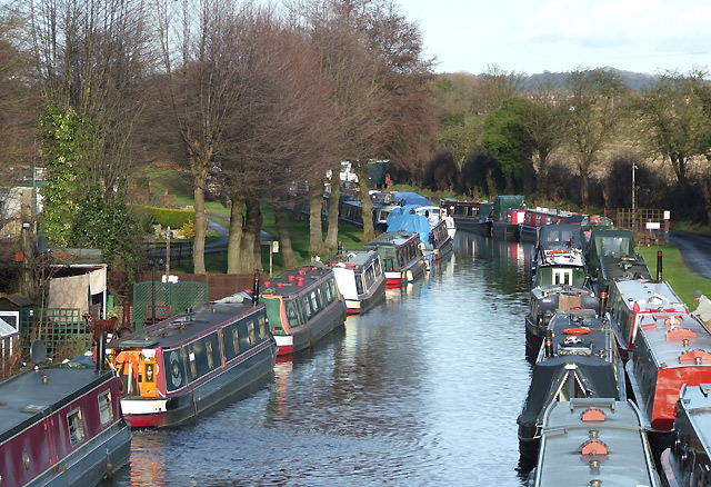 Ashwood Marina, Staffordshire and Worcestershire Canal