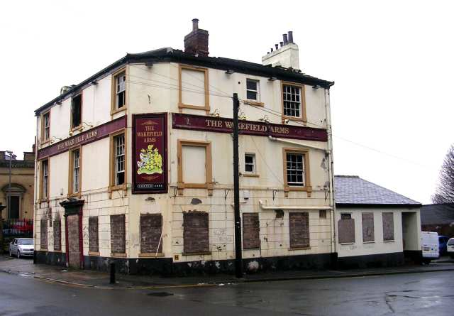 The Wakefield Arms - Monk Street
