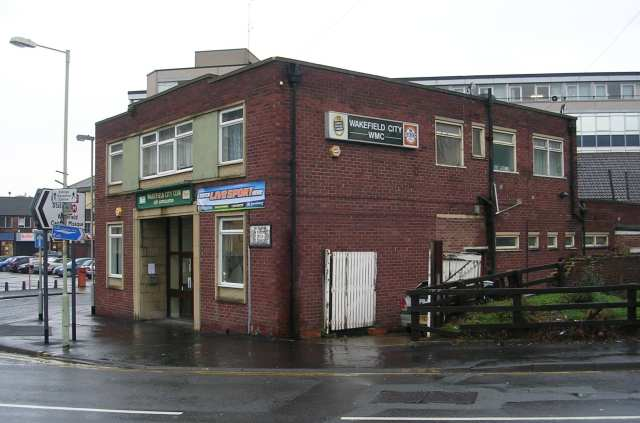 Wakefield City  Working Men's Club - Brunswick Street