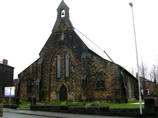 St Andrew's Church - Peterson Road