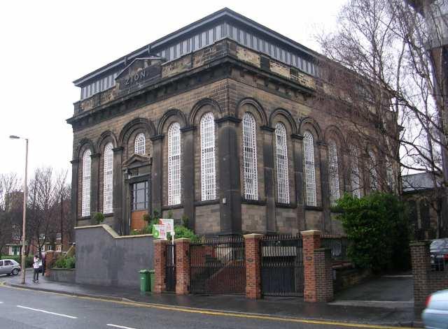 Zion Chapel - George Street