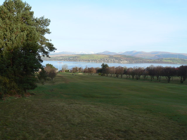 Gourock Golf Course, 1st. Fairway