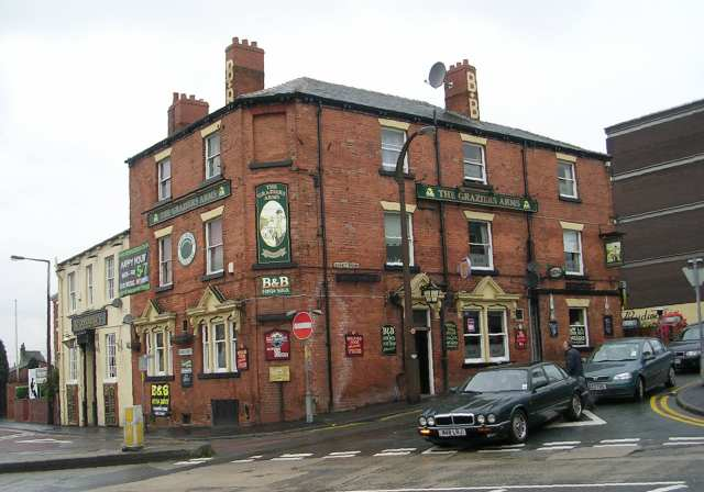 The Graziers Arms - George Street