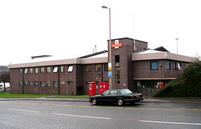 Royal Mail Service Centre - Denby Dale Road