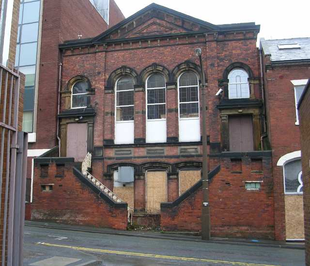 Former Chapel - Market Street