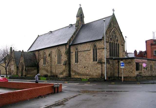 St Michael's Church - Westgate End