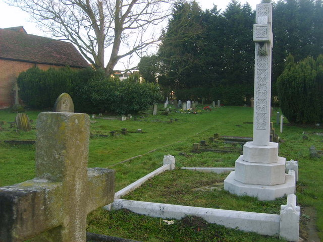 St Mary's Churchyard, Widford
