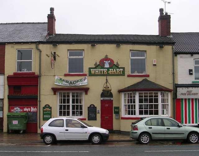 White Hart - Westgate End