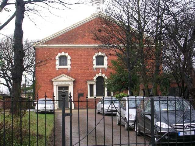 Unitarian Chapel - Westgate - front view