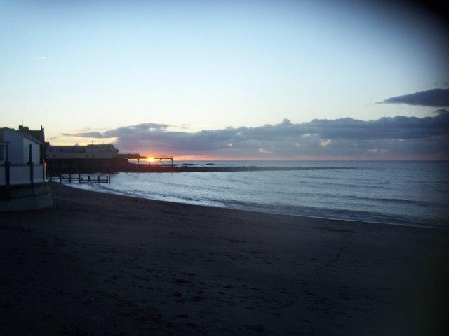 Pier Sunset, Aberystwyth