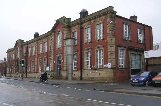 Wakefield College - Burton Street