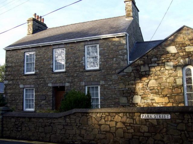 Park House , Abergwaun/Fishguard