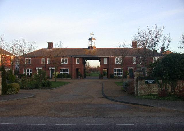 Churchfield Court