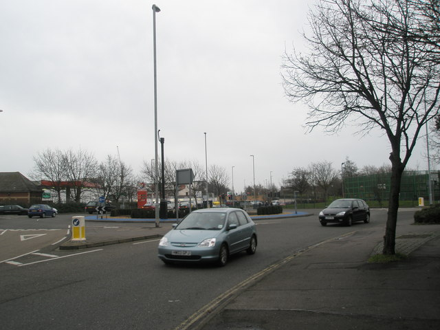 Roundabout by the Labour Club