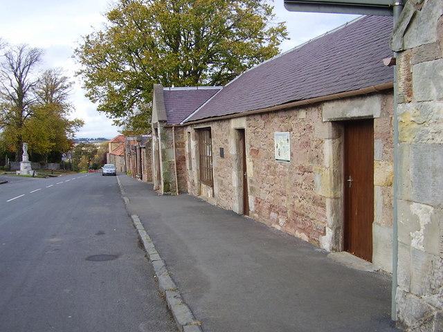 The Tythe Byre, East Saltoun, East Lothian
