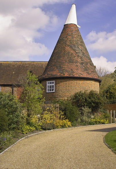 Converted Oast House in Wrotham