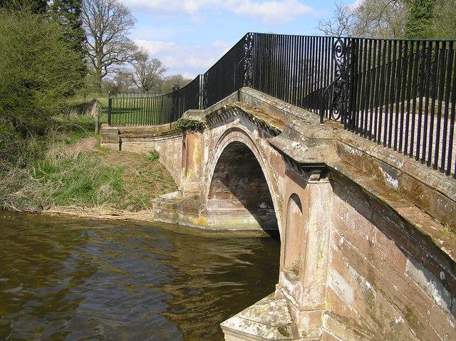 Paines Bridge, Chillington Pool