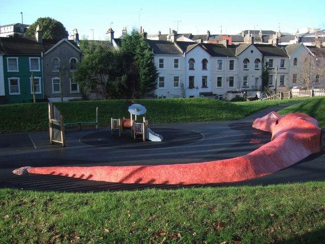 Playground, Lymington Road, Torquay