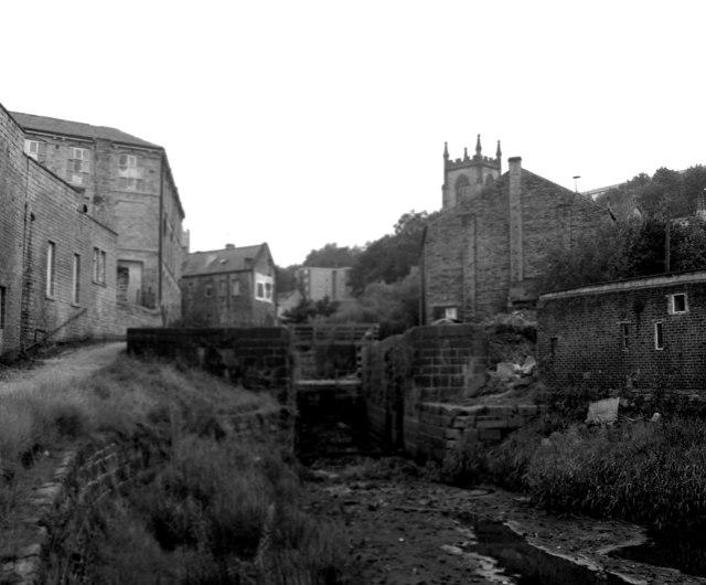 Lock No 2, Rochdale Canal, Sowerby Bridge (2)