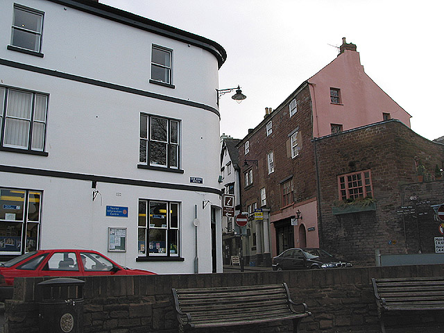 Tourist Information Centre, Ross-on-Wye
