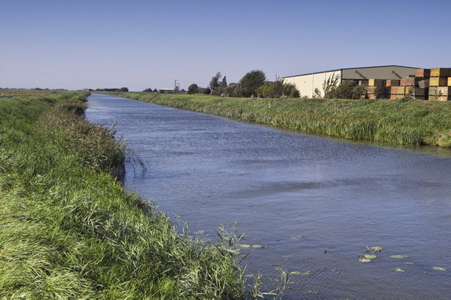 River Nene (old course) at March
