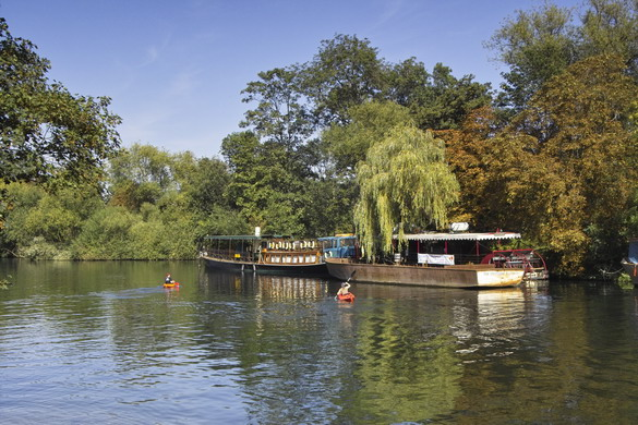 River Thames at Runnymede