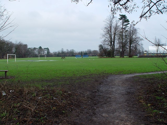 Playing Fields, Cottingham