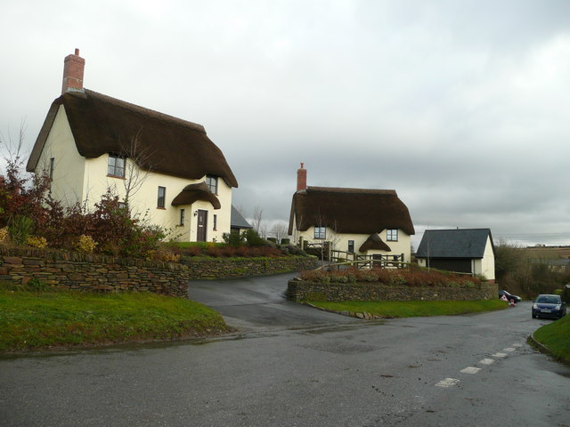New thatched cottages