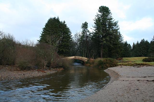 Saddell Water