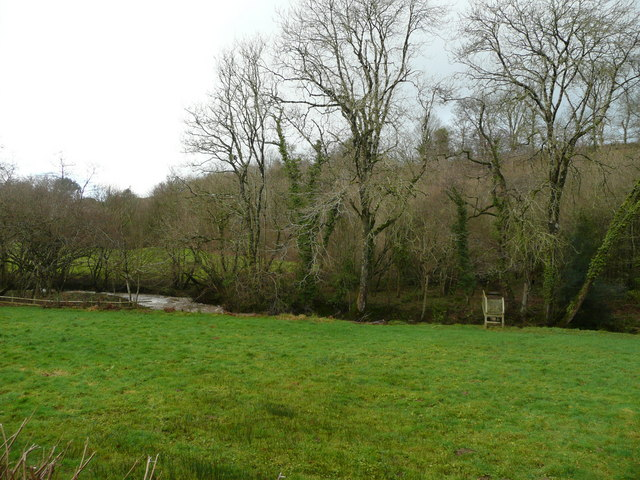 River Yeo near Tuckingmill