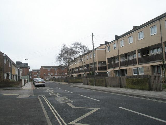 Cottage View, off Arundel Street
