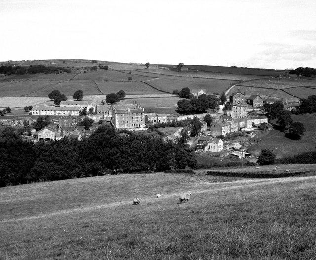 Mill Bank, near Sowerby Bridge, Yorkshire