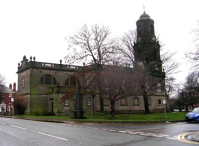 St John's Church - Wentworth Street