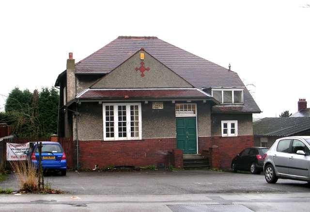 St John's Parish Centre - Bradford Road