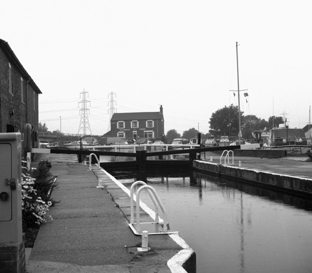 West Stockwith lock