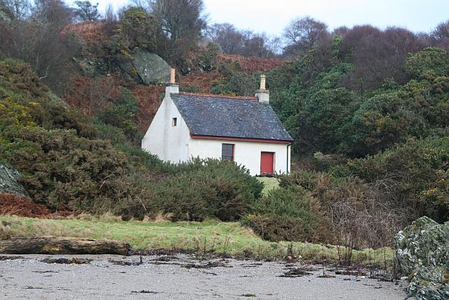 Hut at Port na Gael