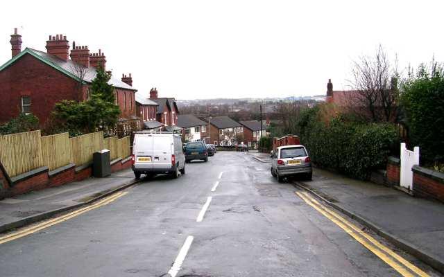 St John's Mount - Bradford Road