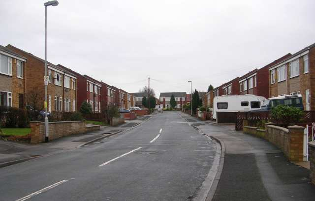 Newton Close - Leeds Road