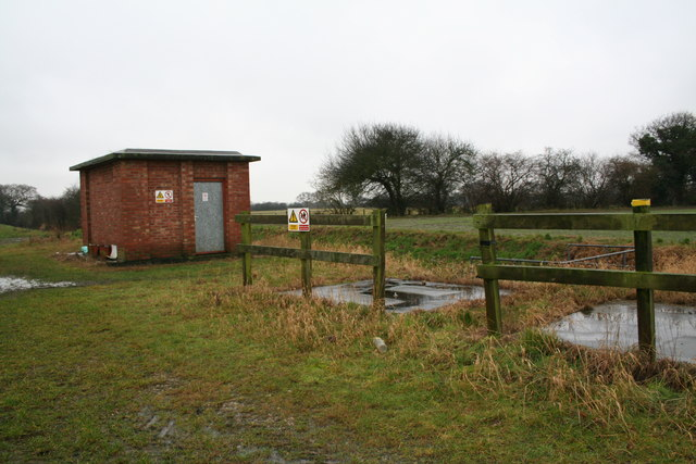 Osgodby Common Pumping Station