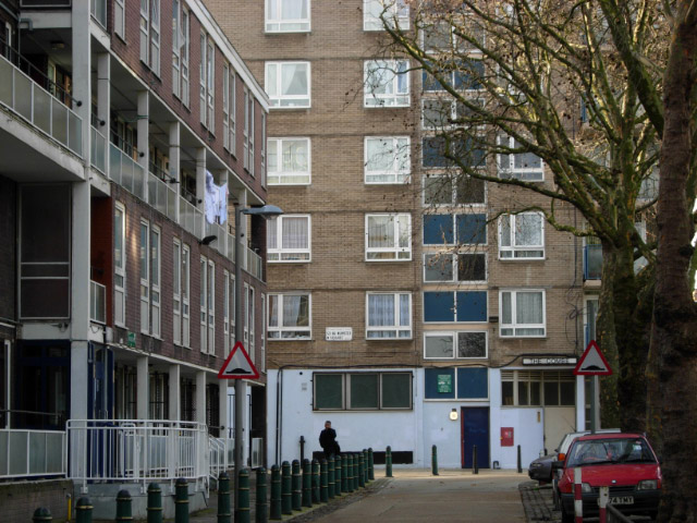 William Road, Regent's Park Estate