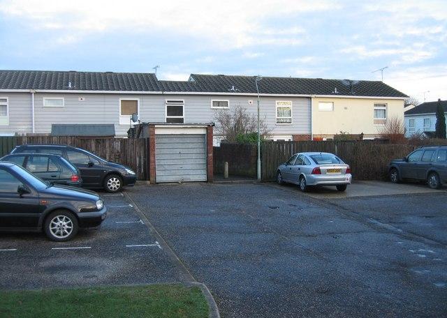 Residential parking Warwick Road
