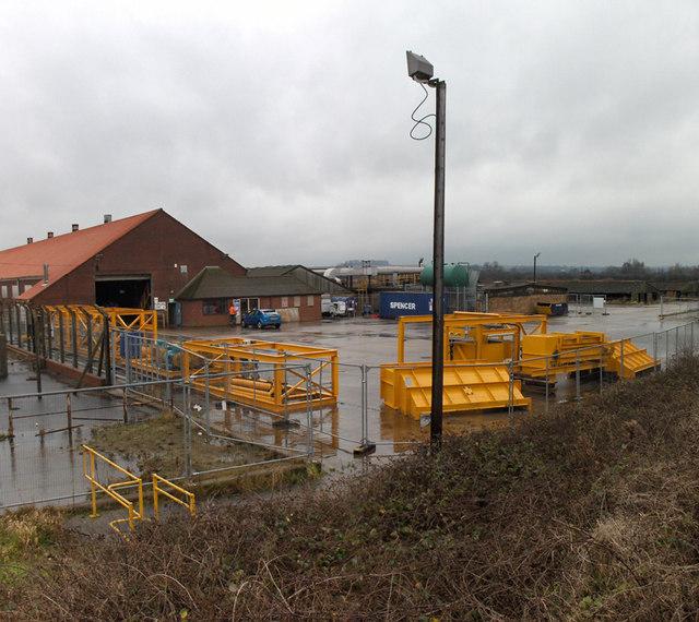 Former Tile Works, Barrow Haven