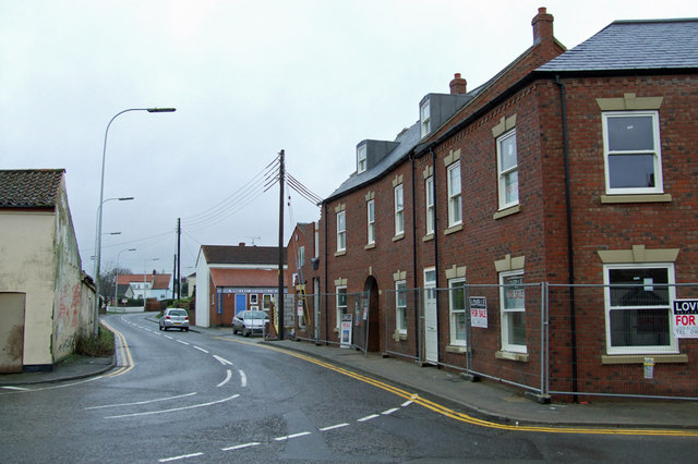New Development on the A1077, Barrow Upon Humber