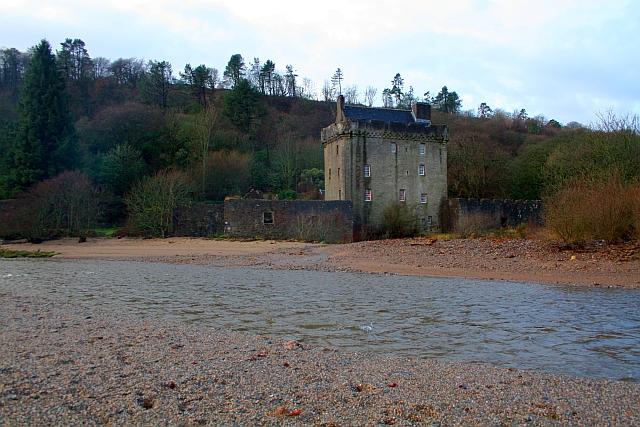 Saddell Castle (2)