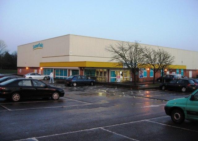 Somerfield - Winklebury