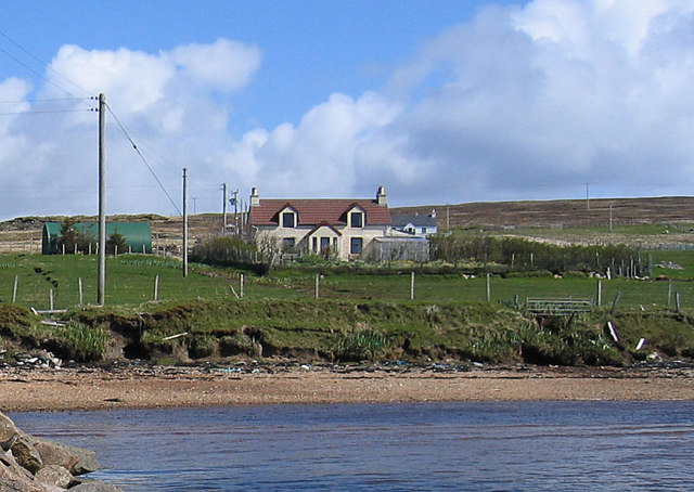 Johnsfield, Sellafirth
