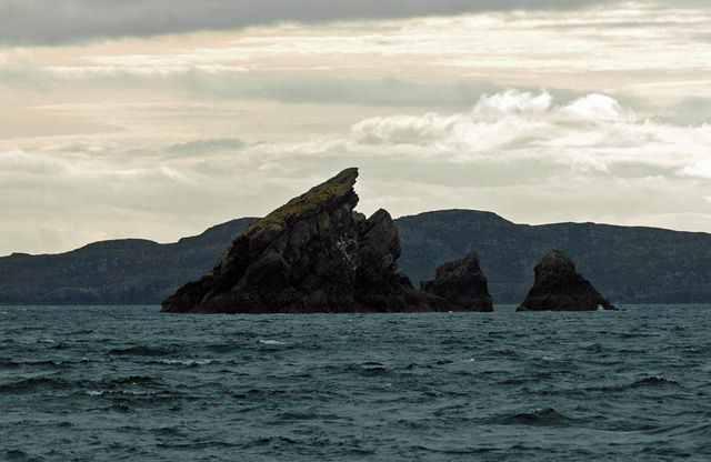 Stac Mhic Aonghais, Summer Isles