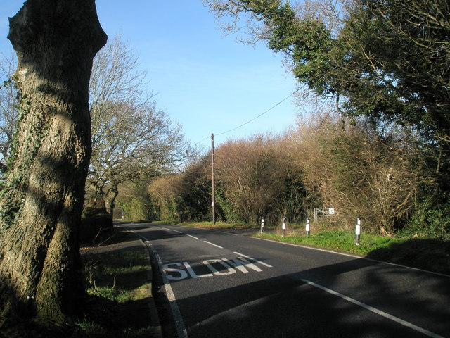 Clay lane, Fishbourne