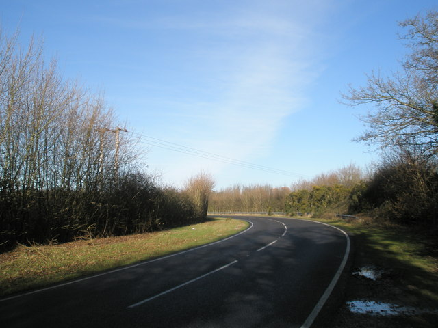 Clay Lane in Fishbourne